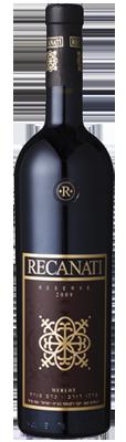 Recanati Reserve Merlot 2012