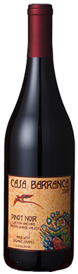 Pinot Noir-Arroyo Grande 2010