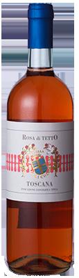 Rosa di Tetto IGT Toscana Rosato 2015