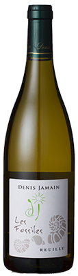 Les Fossiles Blanc AOC Reuilly 2014