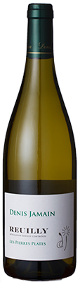 Les Pierres Plates Blanc AOC Reuilly 2014