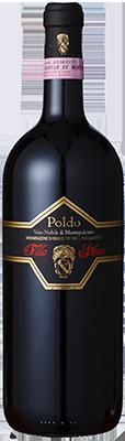 -POLDO- Vino Nobile di Montepulciano DOCG 2010 Magnum
