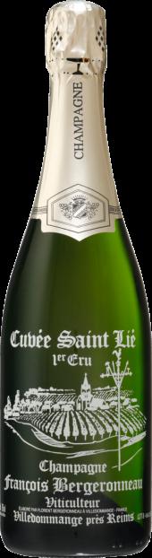 Champagne Cuveé Saint Lié