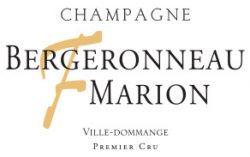 Chamapagne F.Bergeronneau Marion