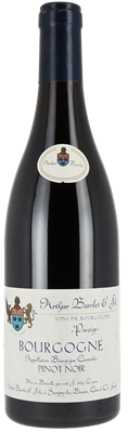 Bourgogne Pinot Noir Cuvée Prestige 2017