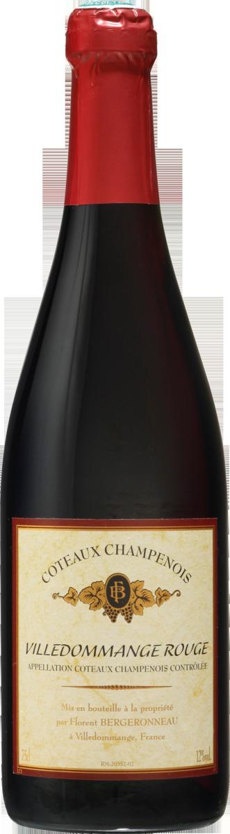Champagne Clos des Bergeronneau 2007